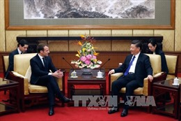 Tổng thống Pháp thực hiện 'ngoại giao tuấn mã' với Trung Quốc