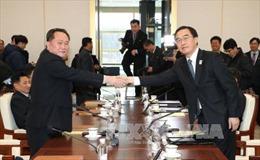 Hai miền Triều Tiên đàm phán cấp cao lần đầu tiên sau 2 năm