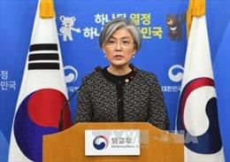 Hàn Quốc công bố lập trường giải quyết vấn đề 'phụ nữ mua vui'
