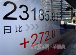 Chứng khoán châu Á tiếp đà tăng ấn tượng đầu năm