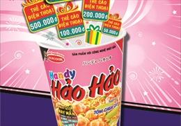 Acecook Việt Nam với 'Handy Tri ân – Dâng trào niềm vui'