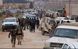 Syria yêu cầu Thổ Nhĩ Kỳ dừng can thiệp và rút quân