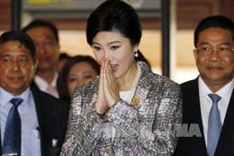 Thái Lan xác nhận bà Yingluck đang trú ngụ tại Anh
