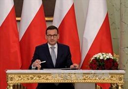 Ba Lan tiến hành cải tổ nội các