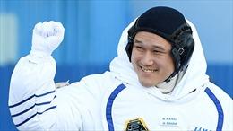 Cao thêm 9cm, phi hành gia Nhật lo không ngồi vừa tàu vũ trụ để về Trái đất