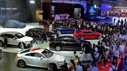 Tháng cuối năm 2017, doanh số bán ô tô tăng 13%