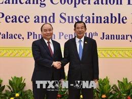 Thủ tướng Nguyễn Xuân Phúc bắt đầu chuyến tham dự Hội nghị Cấp cao Hợp tác Mekong - Lan Thương