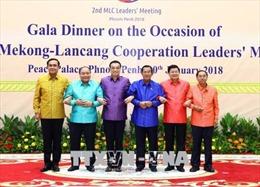Thủ tướng Nguyễn Xuân Phúc kết thúc thành công tham dự Hội nghị Cấp cao Hợp tác Mekong - Lan Thương