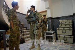 Mỹ cắt giảm binh sĩ tại Iraq