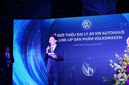 Giới thiệu đại lý đạt chuẩn 4S của Volkswagen toàn cầu