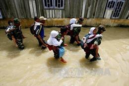 Mỹ và một số khu vực đối mặt với nguy cơ lũ lụt do mưa nhiều