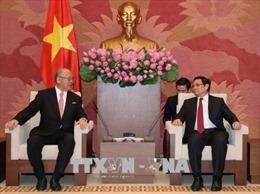 Tăng cường giao lưu hữu nghị kỷ niệm 45 năm quan hệ ngoại giao Việt Nam - Nhật Bản