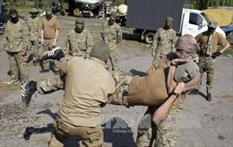 Ukraine, Mỹ tập trận chung tại Biển Đen