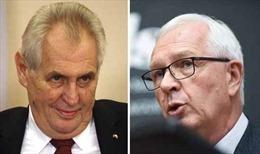 Cuộc bầu cử Tổng thống khiến CH Séc và EU thêm hỗn loạn?