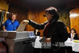 Tổng thống đương nhiệm Milos Zeman đang dẫn đầu bầu cử tổng thống Séc
