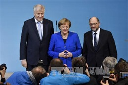 Đức: Bà Angela Merkel nhượng bộ để tiếp tục giữ chức Thủ tướng
