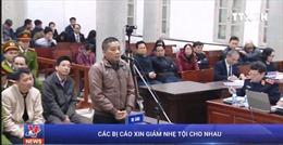 Phiên tòa xét xử Trịnh Xuân Thanh và đồng phạm: Các bị cáo tự bào chữa gỡ tội cho mình