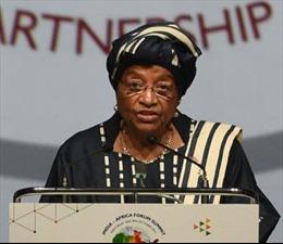 Liberia: Đảng cầm quyền khai trừ Tổng thống Johnson Sirleaf