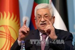 Palestine tiếp tục bác bỏ vai trò trung gian hòa giải của Mỹ
