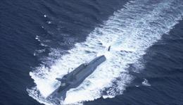 Nhật Bản phát hiện tàu ngầm hạt nhân Trung Quốc gần quần đảo tranh chấp