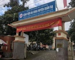 Vụ thai nhi tử vong, bệnh viện đa khoa huyện Quản Bạ phải giải trình