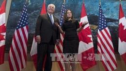 Canada, Mỹ đồng chủ trì hoạt động đầu tiên trong khuôn khổ hội nghị về Triều Tiên