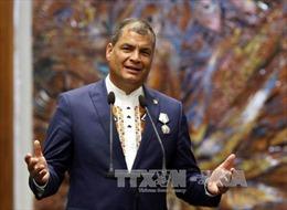 Cựu Tổng thống Ecuador bị thẩm vấn vì nghi án tham nhũng