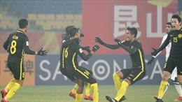Truyền thông khu vực tán dương chiến tích của U23 Malaysia