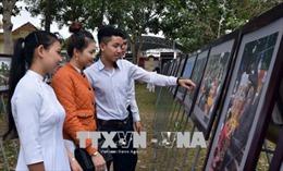 Triển lãm Di sản văn hóa 'Cộng đồng các nước ASEAN'