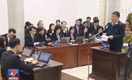 Bị cáo Đinh La Thăng xin lỗi Đảng, xin lỗi Nhà nước, xin lỗi nhân dân cả nước
