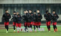 VCK U23 Châu Á 2018: 'Iraq rất mạnh nhưng U23 Việt Nam biết cách đối phó'