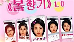 Triều Tiên ra mắt ứng dụng làm đẹp cho chị em