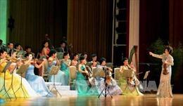 Triều Tiên chuẩn bị cho hoạt động biểu diễn nghệ thuật tại Hàn Quốc