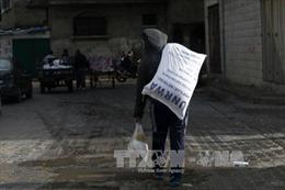 Lý do Mỹ  ngừng khoản viện trợ lương thực cho Palestine