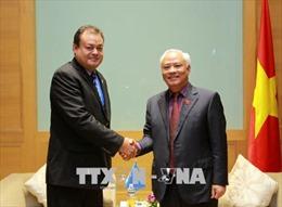 Thúc đẩy hợp tác giữa hai nước và hai Quốc hội Việt Nam - Micronesia