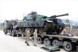 Thổ Nhì Kỹ bắt đầu chiến dịch tấn công khu vực người Kurd ở Syria