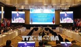 Hội nghị APPF-26: Tiếp tục thảo luận các vấn đề hợp tác phát triển trong khu vực