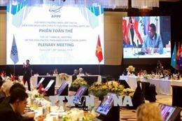 Hội nghị APPF-26: Nhiều đề xuất thúc đẩy hợp tác, phát triển
