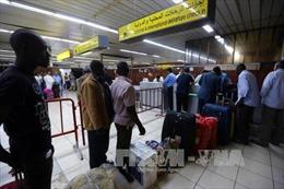 Libya: Sân bay Mitiga hoạt động trở lại sau 5 ngày tê liệt vì giao tranh
