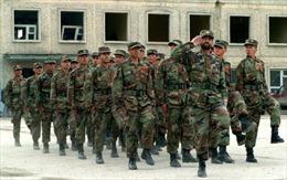Trung Quốc hỗ trợ quân sự cho Afghanistan