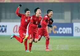 Toàn cảnh chặng đường lịch sử tiến vào bán kết của U23 Việt Nam