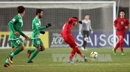 U23 Iraq thất bại trên chấm penalty vì mâu thuẫn nội bộ?