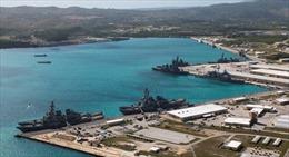 Trung Quốc đặt hệ thống theo dõi tàu ngầm gần đảo Guam