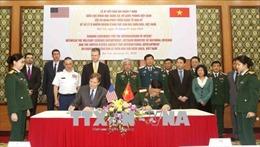 Việt Nam và Hoa Kỳ ký bản ghi nhận ý định để bắt đầu xử lý dioxin tại Biên Hòa