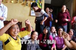 Người hâm mộ Đà Nẵng 'say lòng' với kỳ tích của U23 Việt Nam