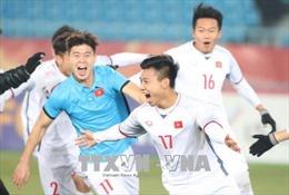 PNJ phát động lập bộ huy chương 'Niềm tin vàng' 3 tỷ tặng U23 Việt Nam