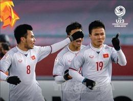 Quang Hải, Đức Huy U23 Việt Nam lọt top 5 sao mới nổi của AFC