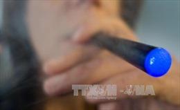Cai nghiện thuốc lá bằng thuốc lá điện tử: Con dao hai lưỡi