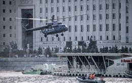 Nga thử nghiệm thành công trực thăng tiên tiến Mi-171A2 trong thời tiết cực lạnh