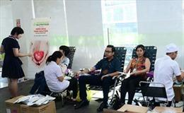 Nhân viên Herbalife VN tham gia hiến máu tình nguyện